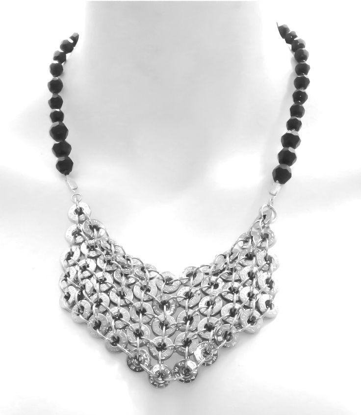 Custom-made #Necklace by trash4flash.com