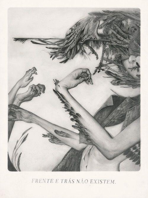 Joao Ruas: John Streets, Art, Illustration, Spring, Drawing