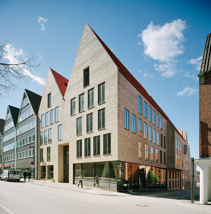 Ulrich Gabler Haus, Lübeck.