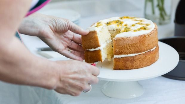 Sydney baking teacher Anneka Manning shares the 'why' behind the 'how' of whipping up an easy sponge.