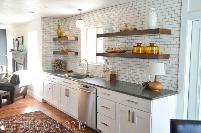 Kitchen Makeover @ Vintage Revivals