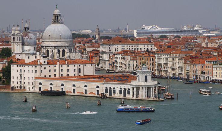 View from St Giorgio Campanile