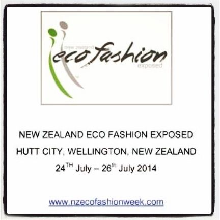 Designer applications now live on our website for NZ Eco Fashion Exposed 2014 ... www.nzecofashionweek.com