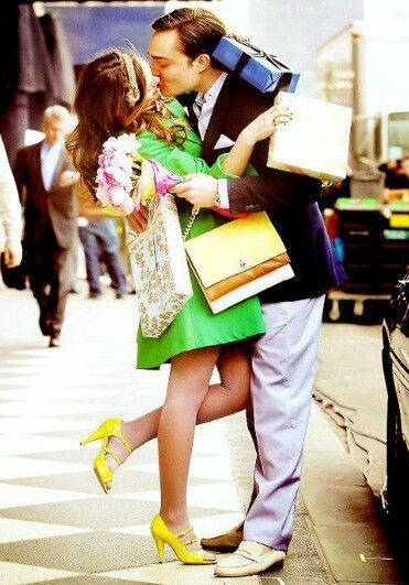 Blair and Chuck ♥♥