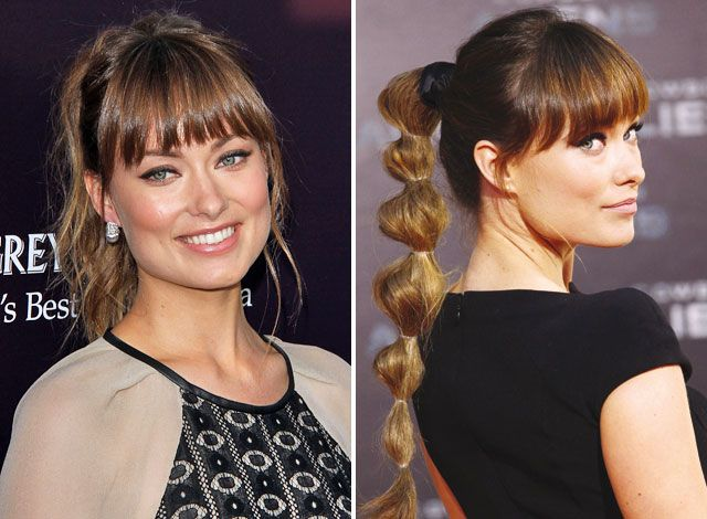 such a cute ponytail. Need to try it !
