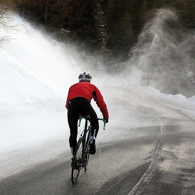 La montagna ė solo per pochi (Marco Pantani)