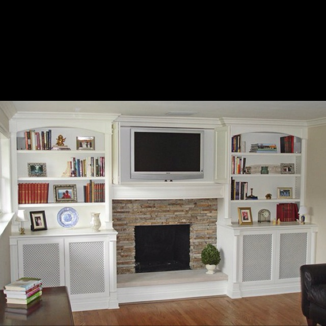 18 best fireplace makeover images on Pinterest | Fireplace built ...
