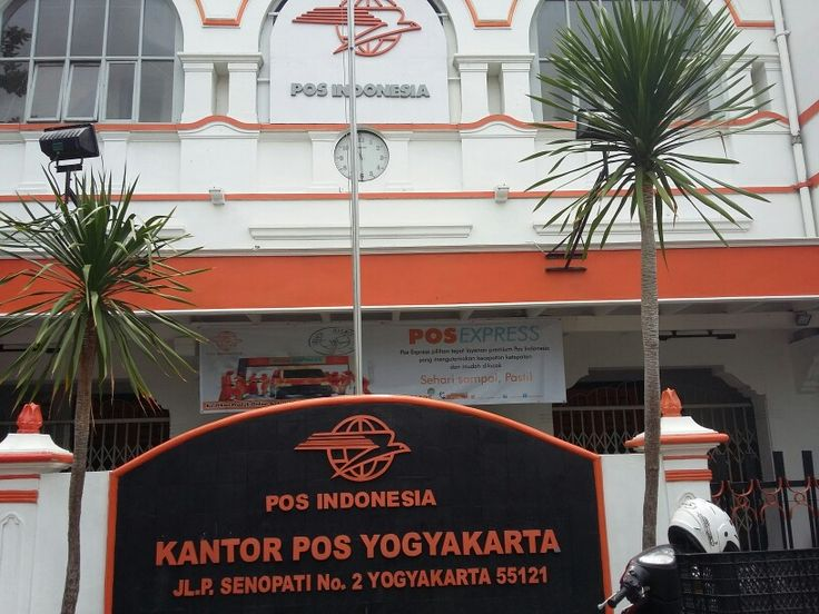 Post Office in Jogja