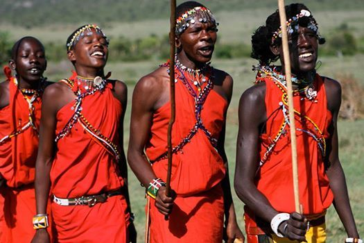 Did you know! Not necessary to go Arusha, the Maasai are also found at the slope of Usambara mountain visit https://www.facebook.com/usambaras