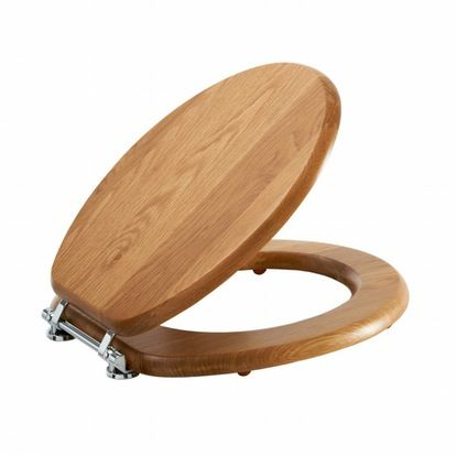 soft close wooden toilet seat hinges. The Bath Co  solid oak traditional style soft close wooden seat Best 25 Wooden toilet seats ideas on Pinterest Composting