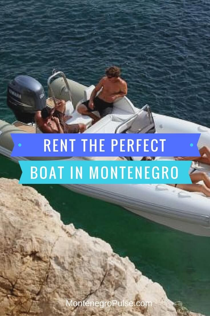Rent a boat in Montenegro. This is one of the most popular things to do in Kotor Bay. You can hire a skippered boat tour to take you around or drive yourself if you have a licence.