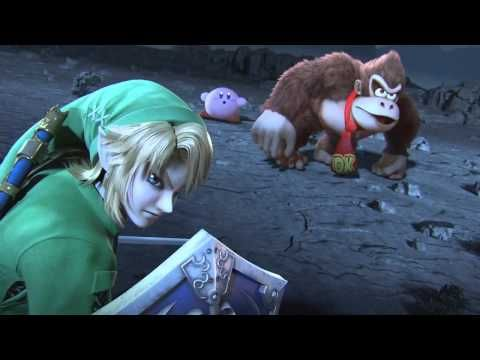 Super Super Smash Bros. Wii U/3DS - Mega Man - E3 Trailer & footage (HD) *dies*