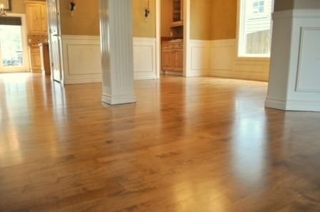 stain maple hardwood flooring - Google Search