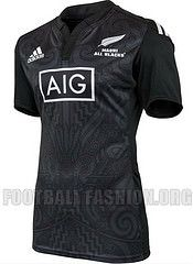 New Zealand Maori All Blacks 2014 2015 adidas Rugby Jersey, Shirt, Kit