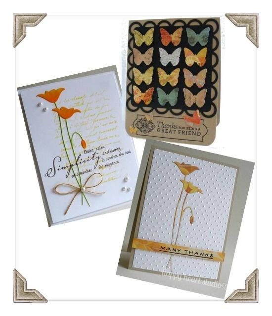 Poppy cards: Cut Cards, Cards Memories, Cards Ideas, C S Cards, Cardmaking Ideas, Cards Inspiration, Cards Samples, Boxes Cards, Cards Art