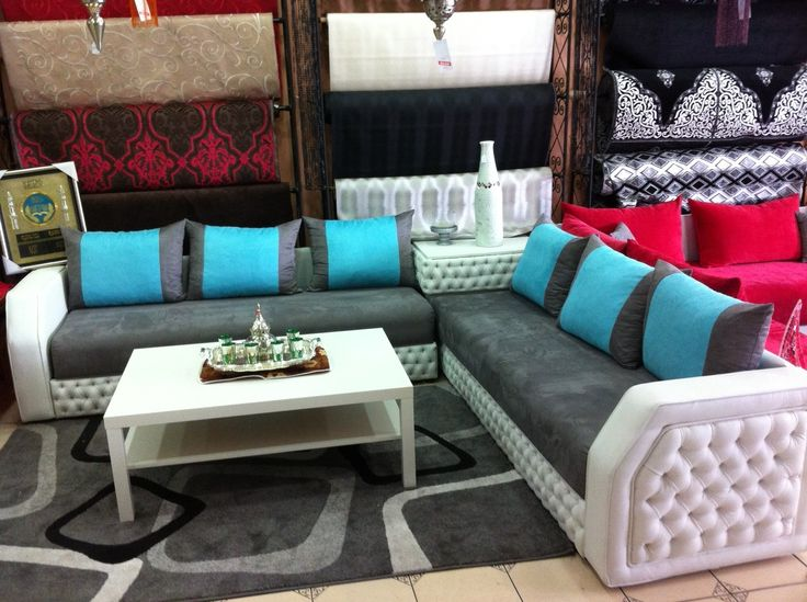 84 best images about salon marocain on pinterest for Deco salon oriental