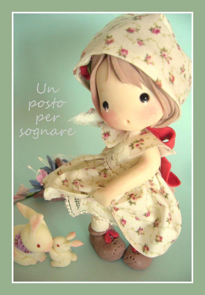 porcellana fredda,doll porcelana fria,bambolina easter,