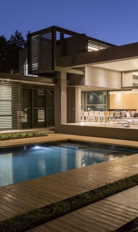 Die 25+ Besten Ideen Zu Pools In Der Architektur Auf Pinterest ... Modernes Baumhaus Pool Futuristisches Konzept