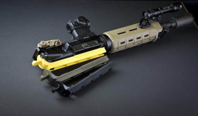 Raven Concealment TopStop AR Upper Receiver Cover