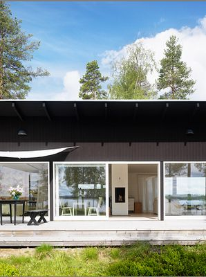 scandinavian retreat.: Danish inspiration