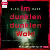 Zeit für neue Genres: Rezension: Im dunklen, dunklen Wald - Ruth Ware