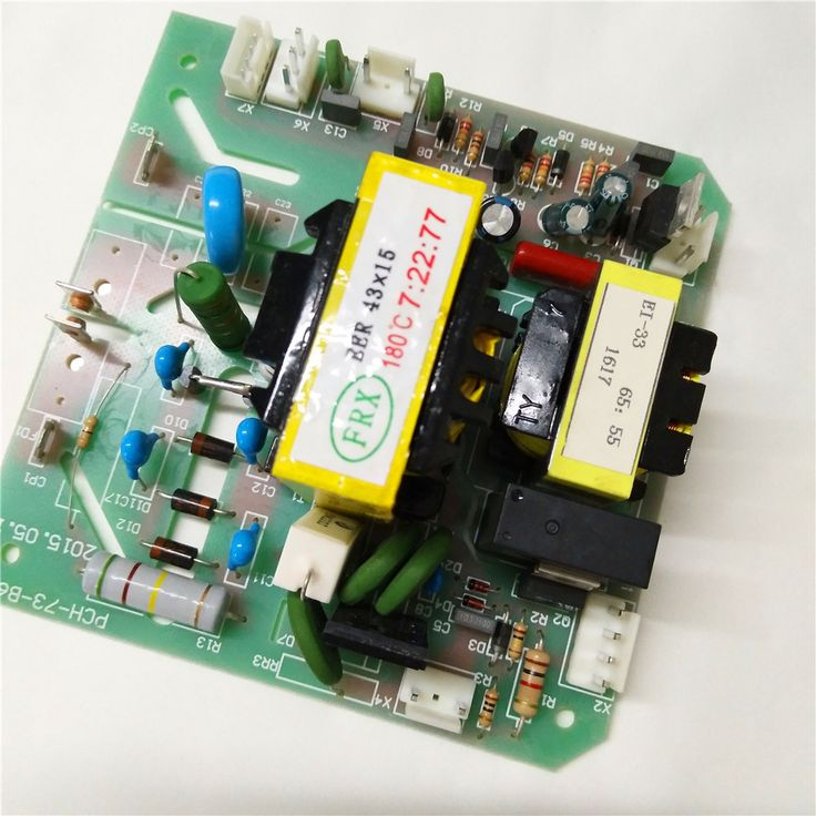 Electric Welding Machine Circuit Board General Purpose High Frequency / Double Transformer Arc Ignition