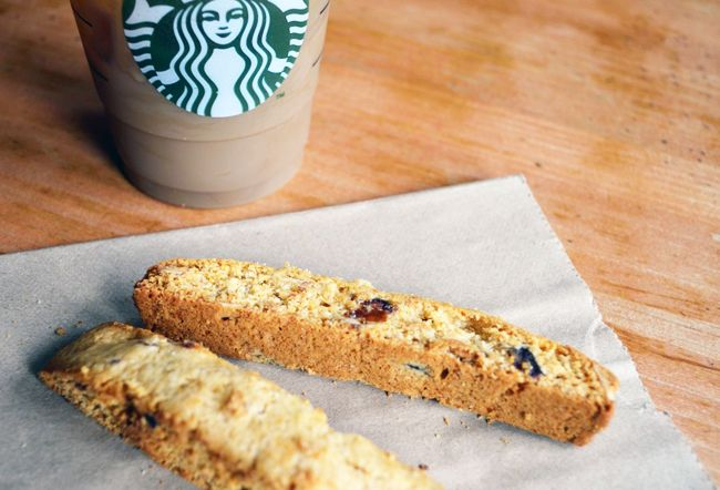 honey, almond biscotti | Getting Mr. M ready for Boston 26.2 | Pinter ...