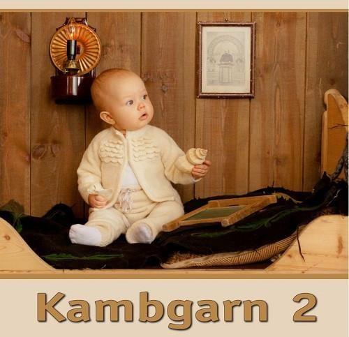 - Icelandic Kambgarn 2 - Pattern book - Book - Nordic Store Icelandic Wool Sweaters