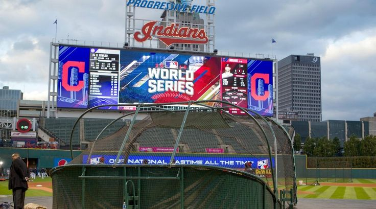What channel is the World Series? Cubs vs Indians TV schedule | SI.com