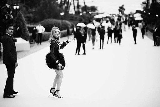 En coulisses Vanity Fair, France