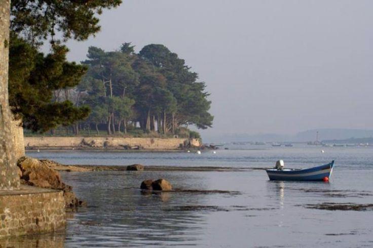 Calme et repos dans le Gofle du Morbihan (56) France