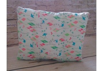 Pillow ORGANIC COTTON Magic Delft