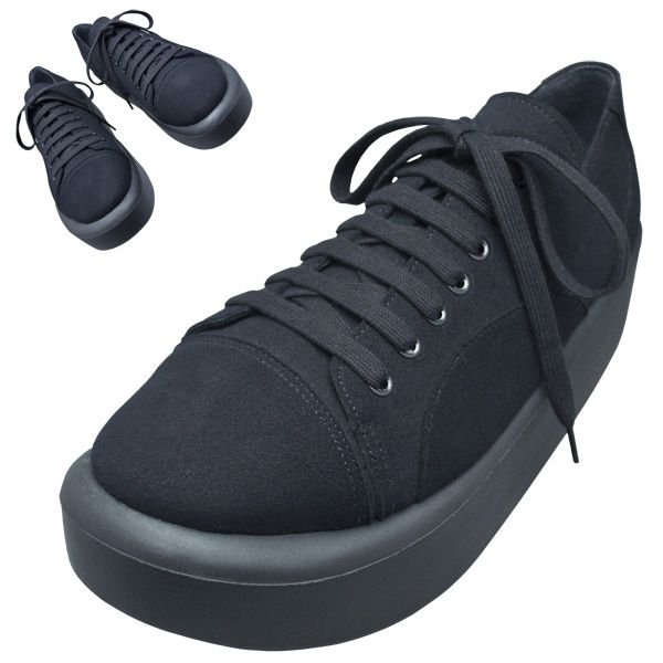 TOKYO BOPPER No.8704 /Black synthetics sneaker featured on Jzool.com