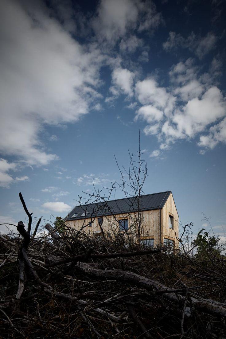 Mjölk architekti , BoysPlayNice · The House for Markétka