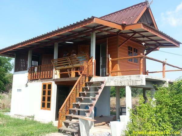 40 แบบบ านขนาดเล ก บ านแบบพอเพ ยง ก ร เกษตร Construcao De Casas Casa De Arquitetura Casas De Dois Andares