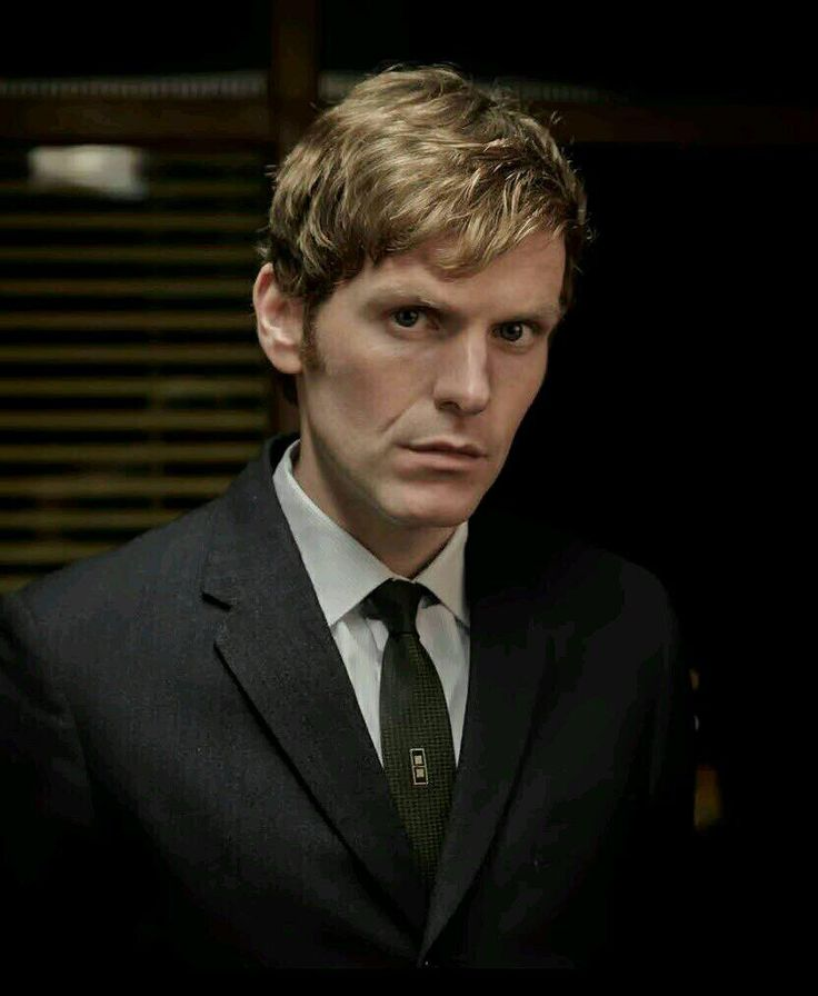 Shaun Evans. I could look at him all day.