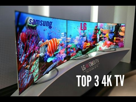 The Top 3 4k TV January & February 2017 do far 1.Sony Sony introduced a new OLED model in 2017 Sony's focus is more on the mid to high range. They don't really offer budget TVs. They also have a very limited selection in the small sizes, as most of their series startat...  https://www.crazytech.eu.org/top-3-4k-tv-2017/