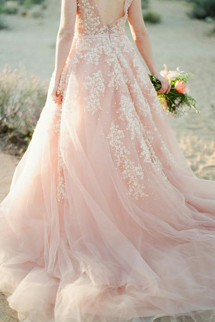 1532 best ~<3~Wedding ideas in Blush images on Pinterest | Bridal ...