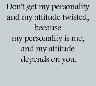 Loud and clearPersonalized, Attitude, Remember This, Quotes, Funny, Truths, Life Mottos, Things, True Stories