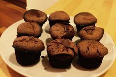 Chocolate - Lava - Muffins