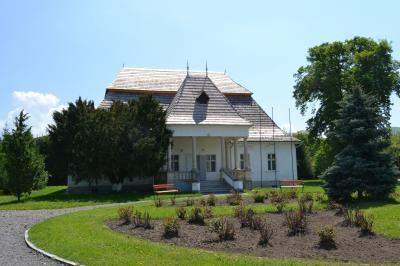 Zágon - Mikes-Szentkereszty kúria