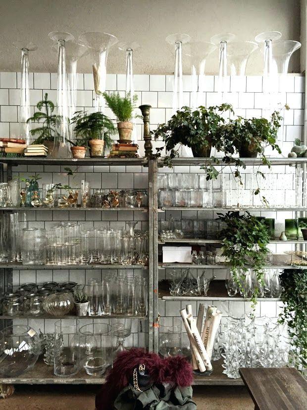 Image result for flower shop interior
