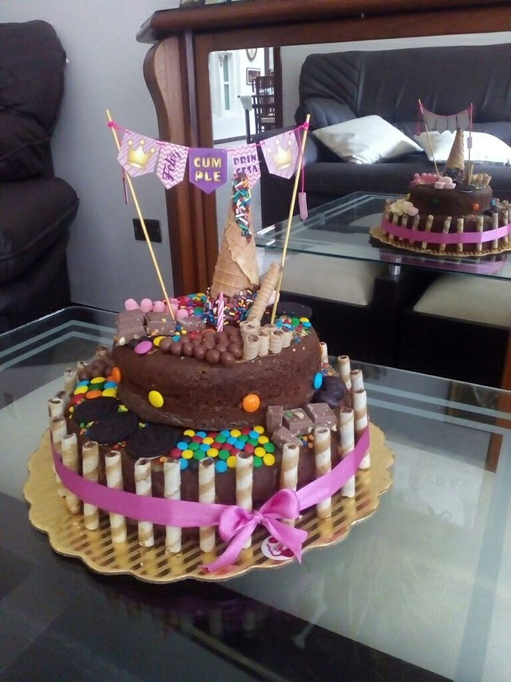 #cake #yummy #golosinas #dandys #chocolate