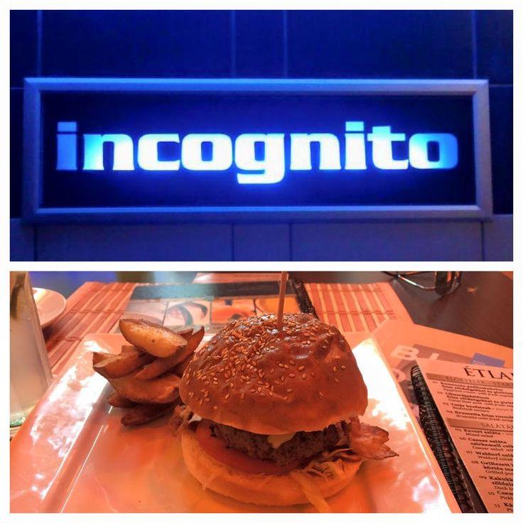 "Incognito | ""BBQ Burger"" - 2290 HUF | Burger: 6/10 | Hely: 7/10 | Kiszolgálás: 7/10"