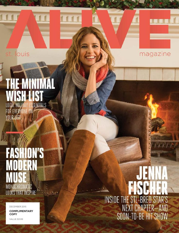 ALIVE Magazine - December 2015  The Wish List Issue