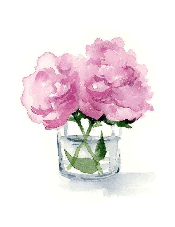 Watercolor Inspiration Learn Panosundaki Pin