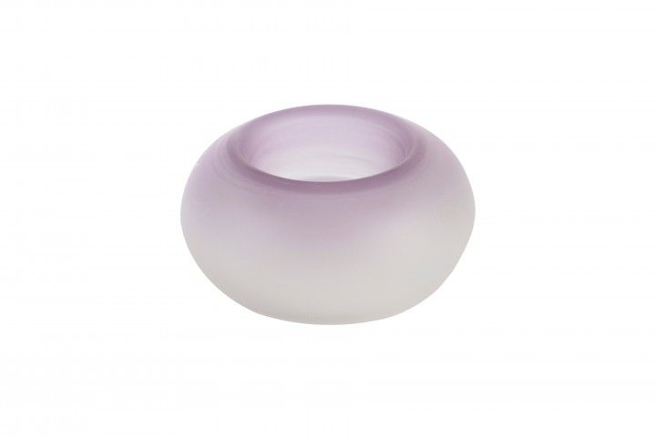 Yankee Candle Tranquility Purple Donut Teelichthalter