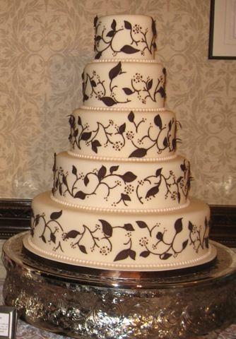 Tree Wedding Cake Designs   tree themed wedding cakes