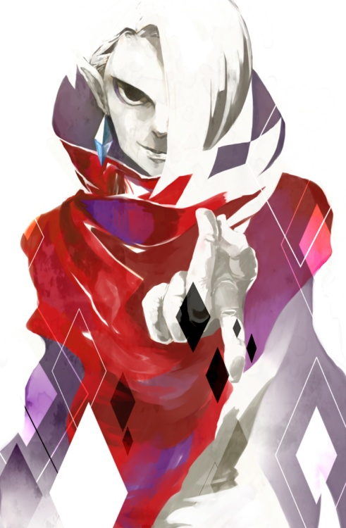 Ghirahim, Skyward Sword. Idek howni feel about him...... He's a bad guy but I kinda like him/not/I do ._. ????