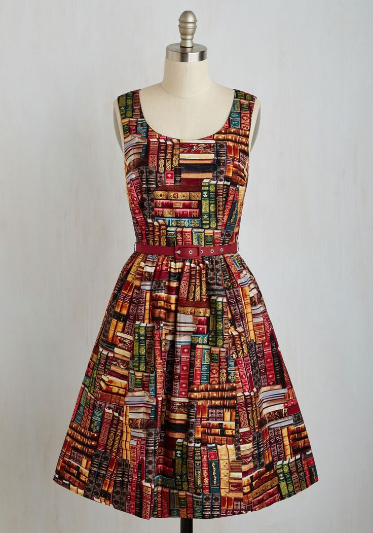 Archive Got the Power Dress, #ModCloth Oh my goodness it's so pretty!